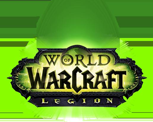 World of Warcraft LEGION - Logo