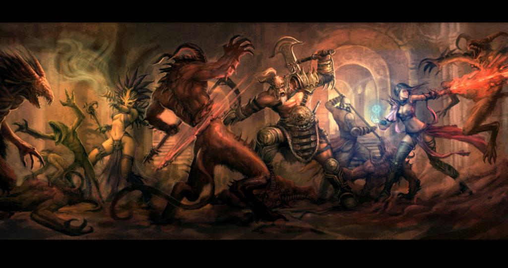 diablo_3__dungeon_party_by_kunkka-d40n5iz