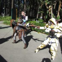 Inquisitor Aura Cosplay and Nerdery